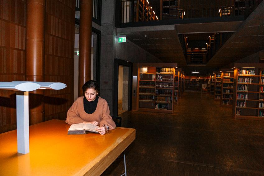 iluminación estudiar